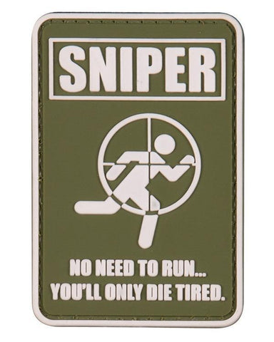 Sniper No Need To Run Morale Patch