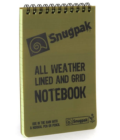 SnugPak All Weather Notepad