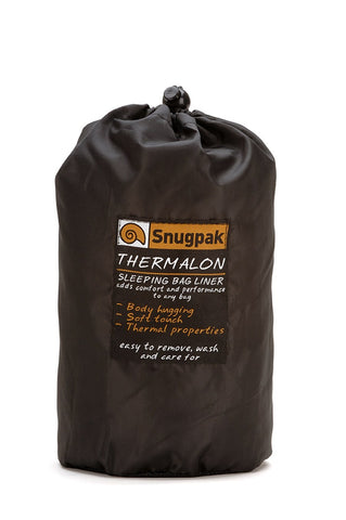 SnugPak Thermalon Sleeping Bag Liner - Olive