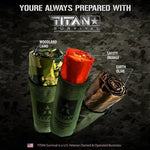 Titan Emergency Foil Sleeping Bag