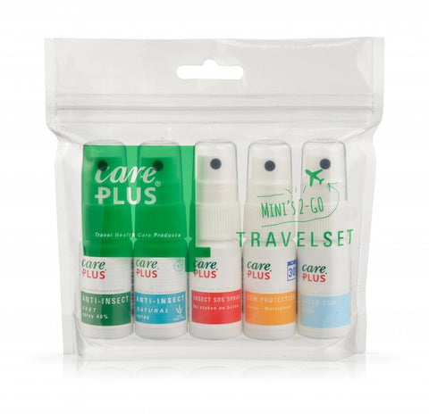 CarePlus Travel Pack Mini Sprays