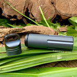 Aluminium Alloy Waterproof Container - Gun Metal