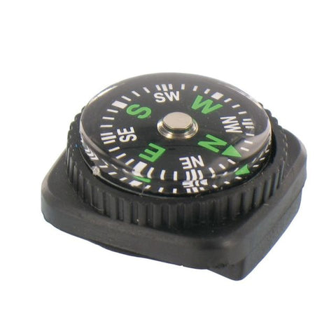 20mm Liquid Filled Watch Strap Compass