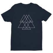Modern Mountains Short Sleeve T-shirt