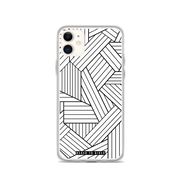 Modern Lines iPhone 11 Case