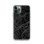 Topographic iPhone Case iPhone 11 Case