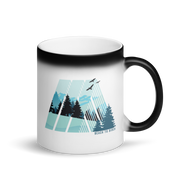Landscape Matte BLK Magic Mug
