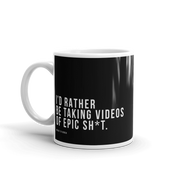 Video Coffee Mug