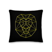 Yellow Lion Premium Pillow
