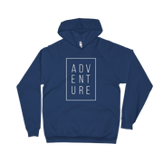 Soft hoodie for adventurers