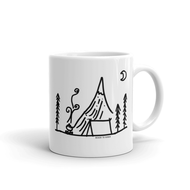 Campsite Coffee Mug