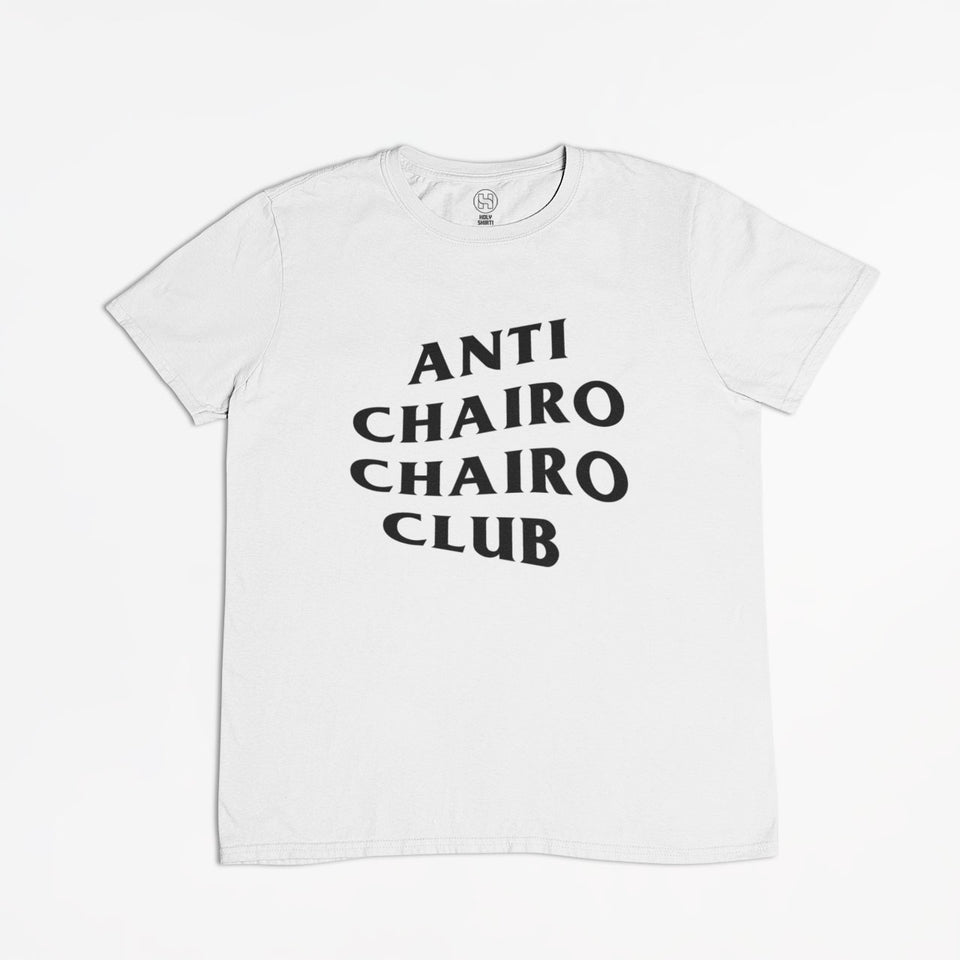 ANTI CHAIRO SOCIAL CLUB