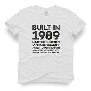 BUILT IN - Playera Personalizada