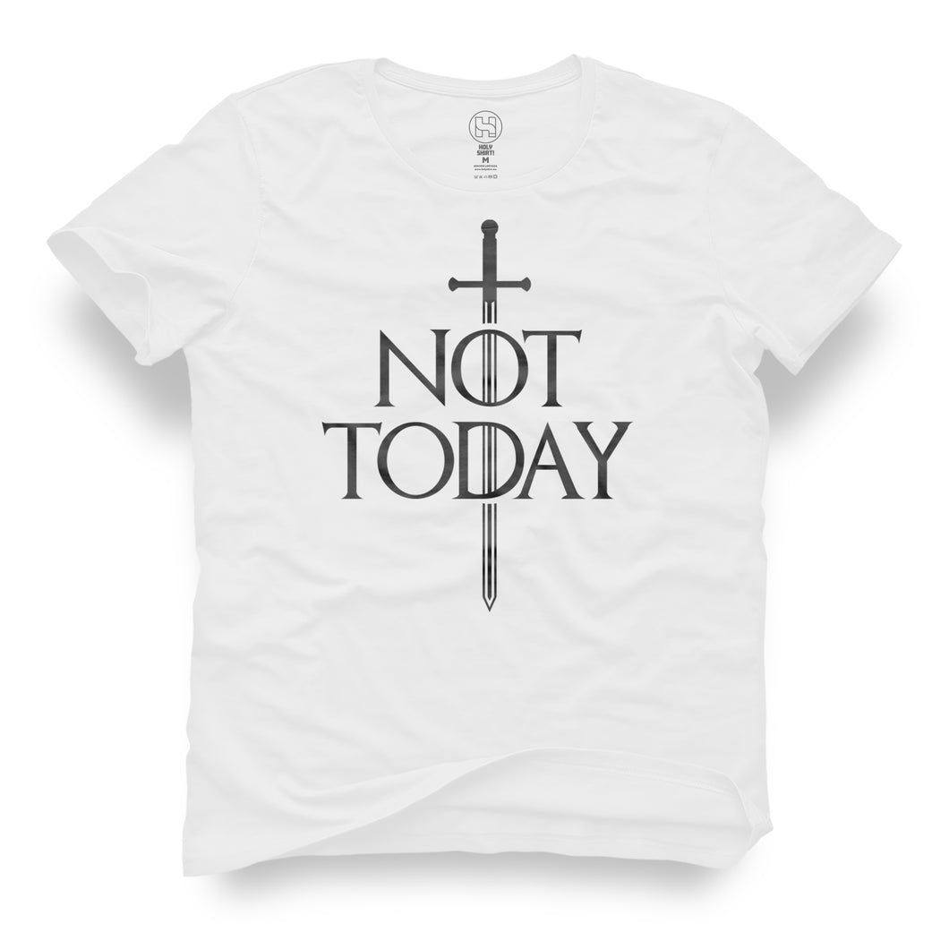 NOT TODAY-PLAYERA