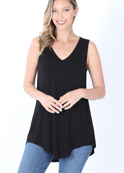 Serenity Tank Top [Multiple Colors]