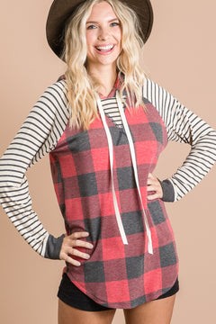 Addison Hooded Top