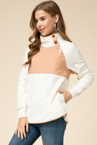 Lauren Fleece Pullover