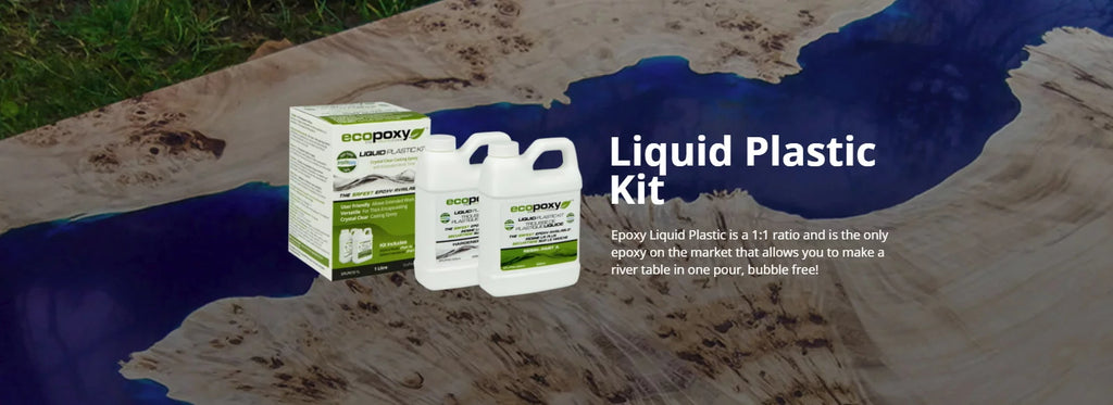 WoodLab Is a Licensed Retailer of EcoPoxy Products