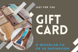 WoodLab Gift Card