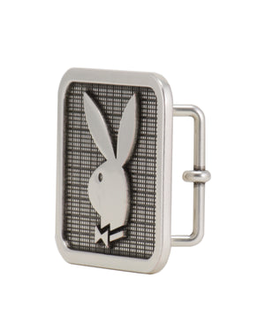 Playboy Classic Logo Belt Buckle