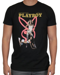 Playboy December 1976 Cover Men's T-Shirt