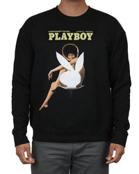 Playboy October 1971 Cover Men's Sweatshirt
