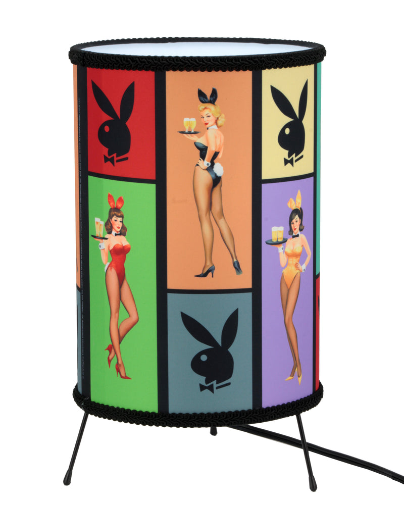 Playboy Bunny Illustrations Lamp