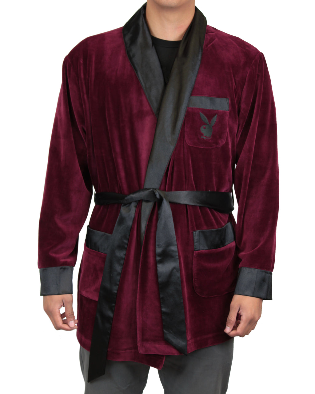 Playboy Men's Robe