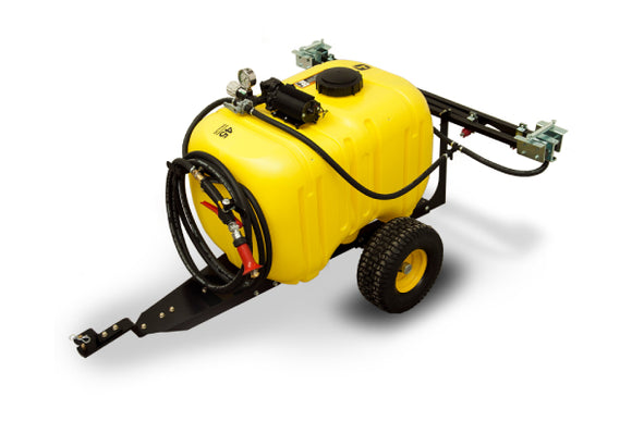High-Performance Tow-Behind Sprayer