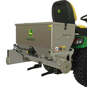 5 cu ft Click-N-Go Drop Spreader