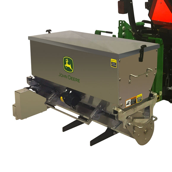 5 cu ft 3-Pt Drop Spreader