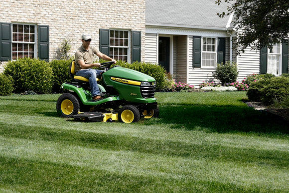 Grass Groomers for Lawn Tractors