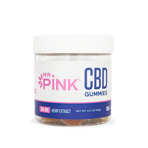 CBD Gummies - 300mg