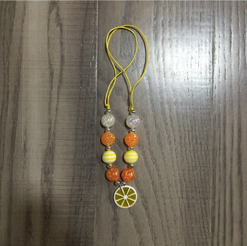 #2 CITRUS CHUNKY NECKLACE