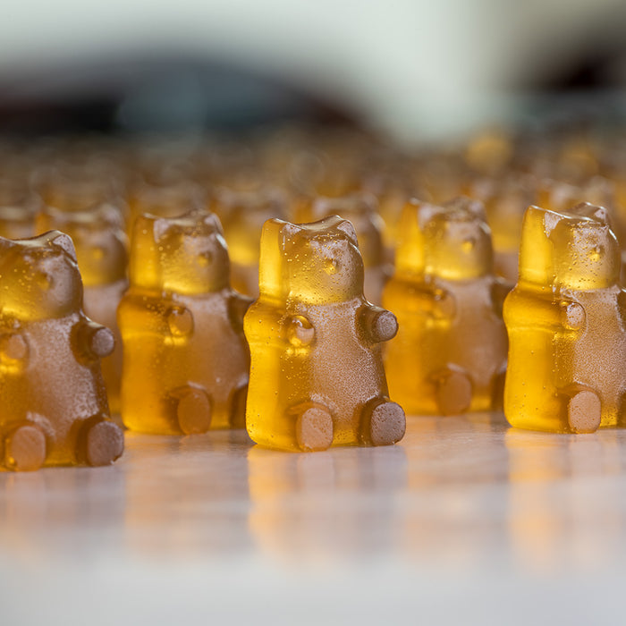 Honey Orange Cognac CBD Gummies