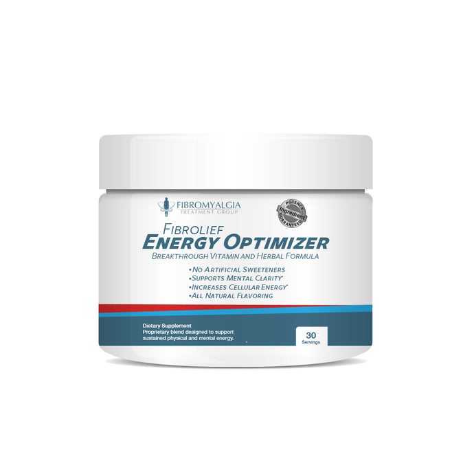Fibrolief Energy Optimizer for fibromyalgia and chronic pain sufferers