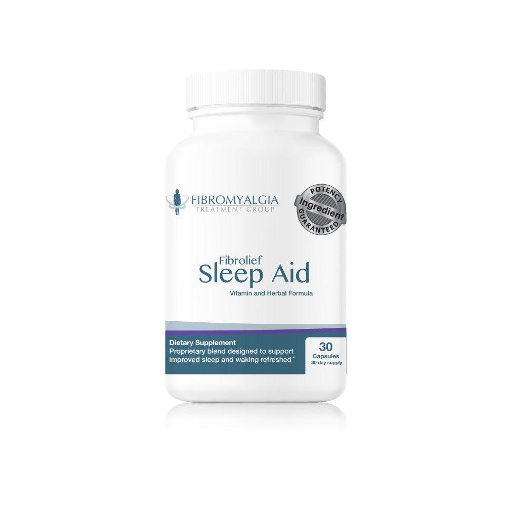 Fibrolief Sleep Support (1 Bottle)