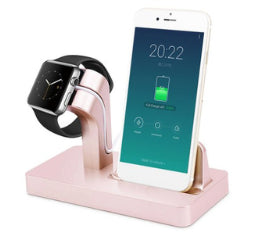 2in1 Apple Charging Station