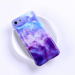 Luxury Marble Phone Case For iPhone| Cute Marble Phone Case For IPhone X, 8 7 6