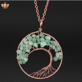 """Tree of Life"" Tree Necklace"