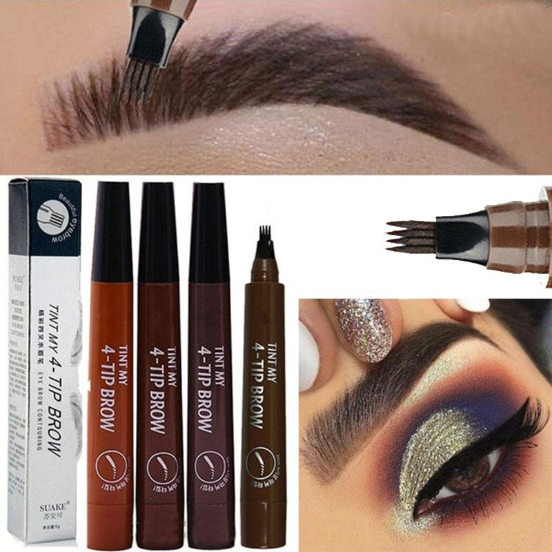 4-TIP Waterproof BROW Liquid Eyebrow Pencil - P&Rs House