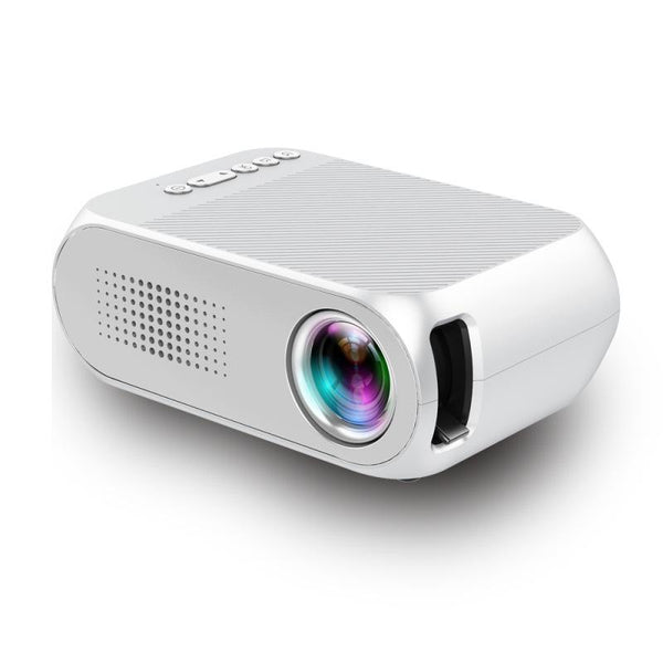 Projector hot sale YG320 home mini HD 1080PLED mini portable projector factory direct supply
