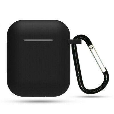 Airpod case with keychain| Protective Cover Case Compatible with Apple AirPods 2 & 1 - P&Rs House