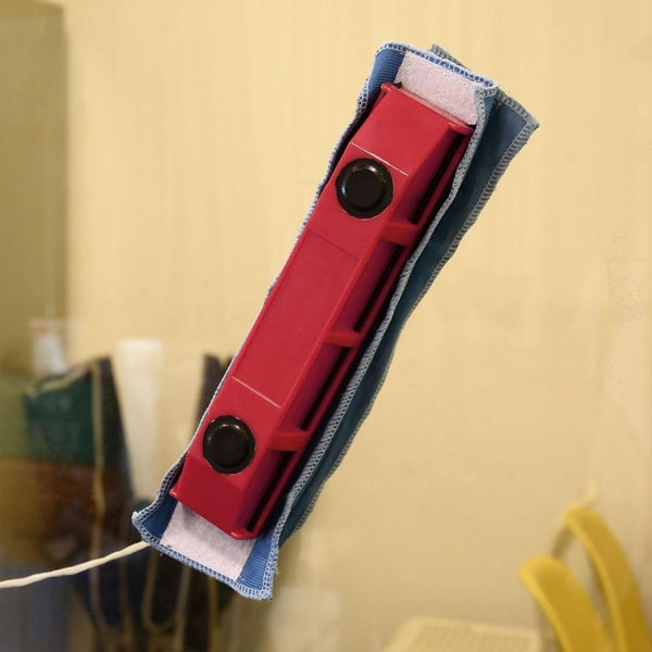 Magnetic Window Cleaner for SINGLE Glazing Windows