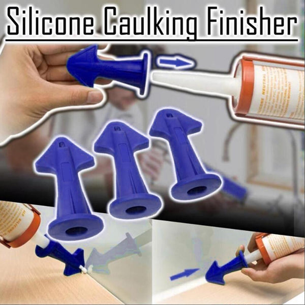 1 Set Finisher Sealant Smooth Scraper Grout Kit Tools Plastic Hand Tools Silicone Remover Finisher Caulk Set Accessories