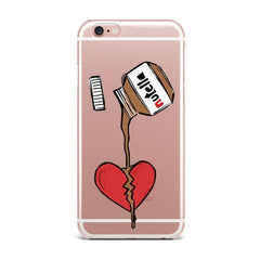 Food And Beer Phone Case for iPhone 6 Case 4 5S SE 6S 7 8 Plus X