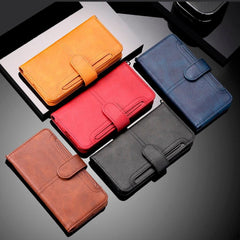 Luxury Leather Wallet Phone Case w Detachable Case for iPhone 11 XS Max 7 8  XR X | Flip Folio w Card Holder