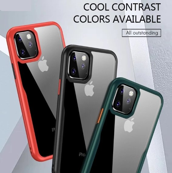 New iphone11 6.1 protective cover | shatter-resistant 6.5 lanyard transparent soft shell - P&Rs House