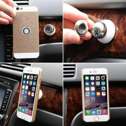 360 Degree Magnetic Car Mount
