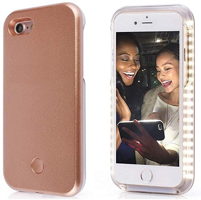 The Perfect Selfie Phone Case For iPhone 6 6s 7 8 Plus X iPhone 5 5s SE